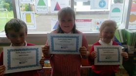 Accelerated Reader Achievements in P4