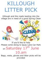 Killough Litter Pick