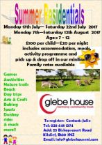 Glebe House Summer Residential