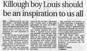 Our Eco Warrior Louis