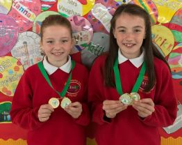 Irish Dancing Success