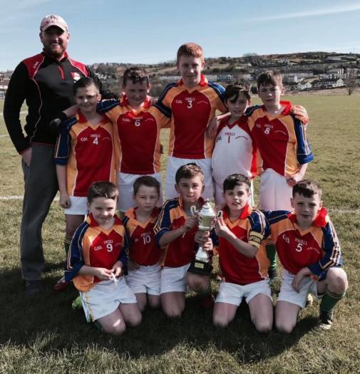 Champions League Xls: ActiSport Downpatrick Schools' League Champions