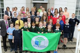 Newry, Mourne and Down District Council 'Green Flag' Reception