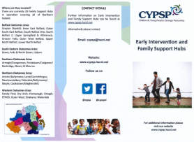 Early Intervention and Family Support Hubs Information