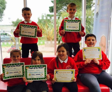 We have brand new certificates for the KS1 and KS2 children for Pupil of the Week awards for the school year ahead.